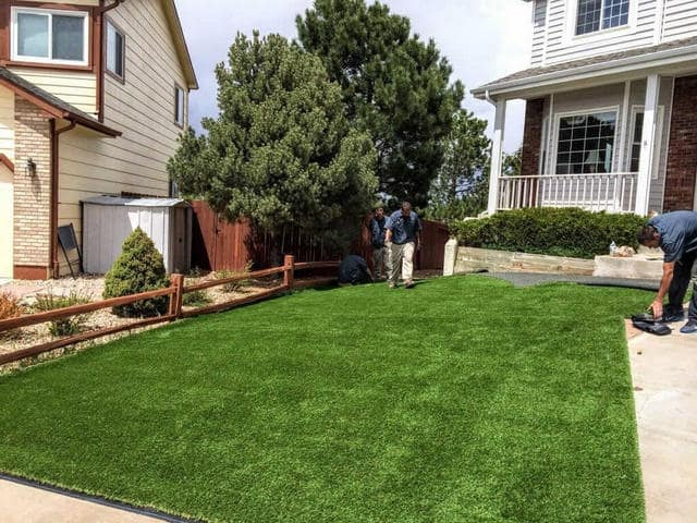 Artificial Turf Grass Castle Pines CO