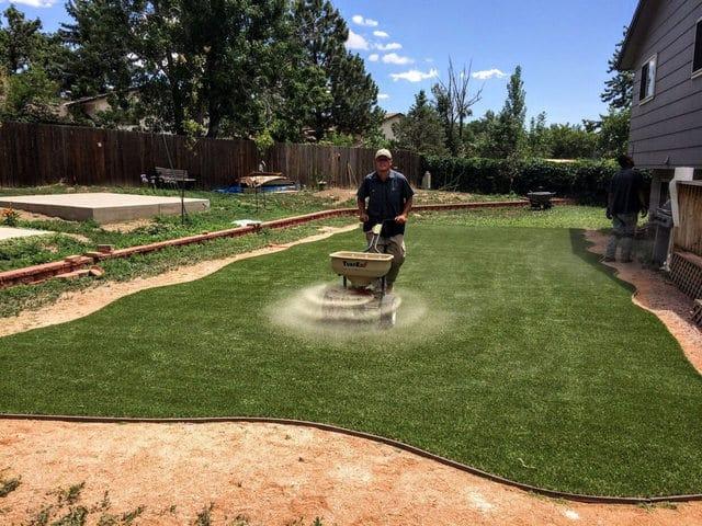 Artificial Turf Grass Columbine CO