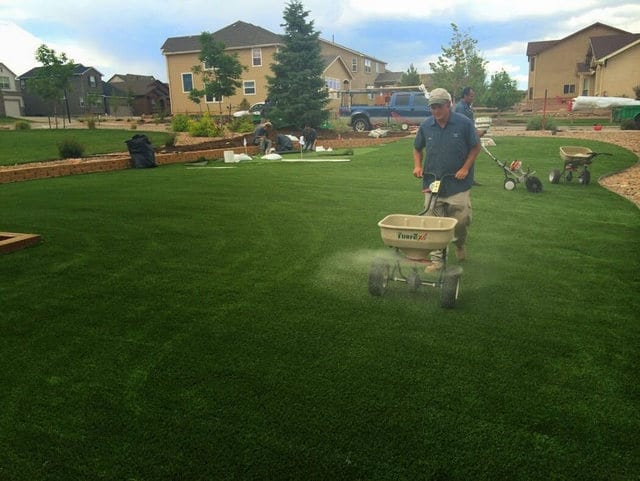 Artificial Grass Installation in Englewood