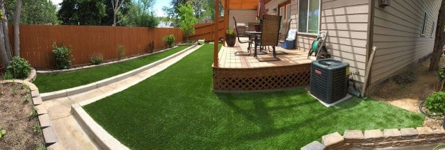 Artificial Grass Installation Franktown CO