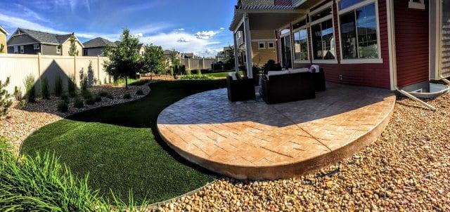 Artificial Grass Installation Greenwood Village