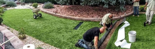 Artificial Turf Installation Lakewood
