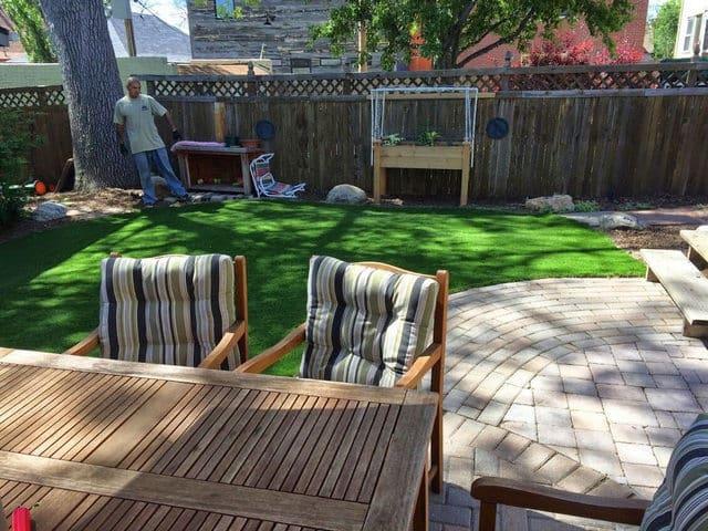 Grass Installation Lone Tree CO