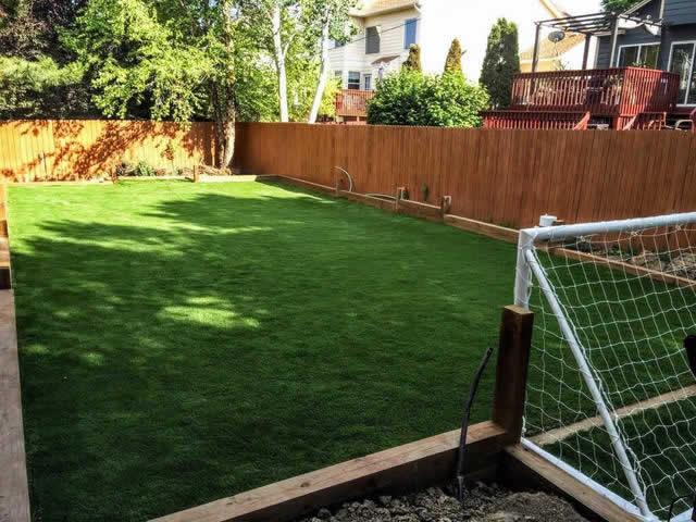 Soccer Playground Artificial Grass