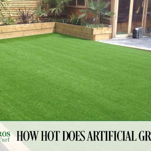 How Hot Does Artificial Grass Get?